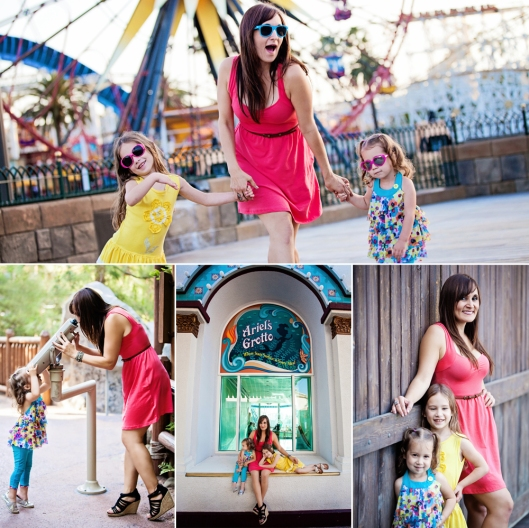 Disneyland Family Photography